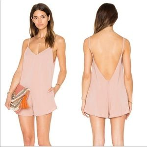 Motel Rocks Anthro Playsuit NWT
